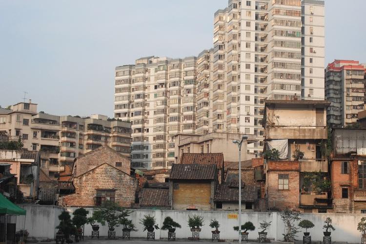Quartieri popolari nel cuore della metropoli di Shanghai - cinesespresso