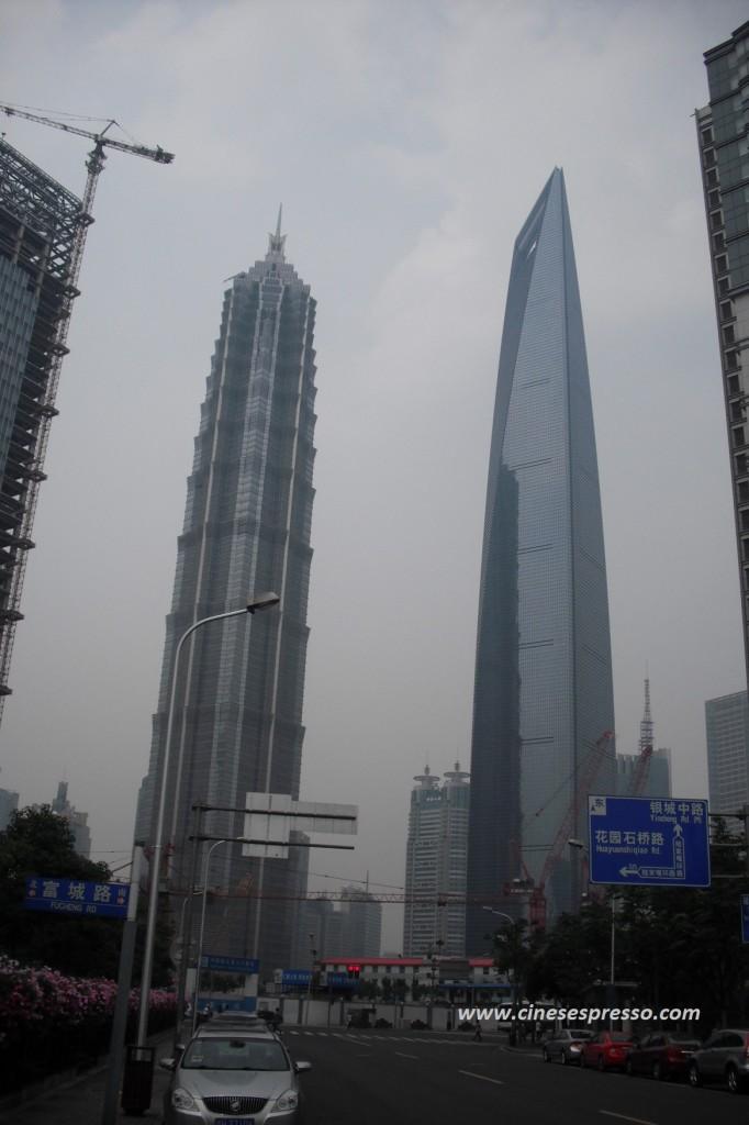 cinesespresso internazionalizzazione verso la Cina Jinmao e Cavatappi