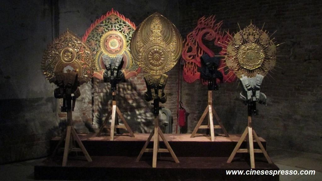 Lu Yang nel padiglione Cinese della Biennale di Venezia