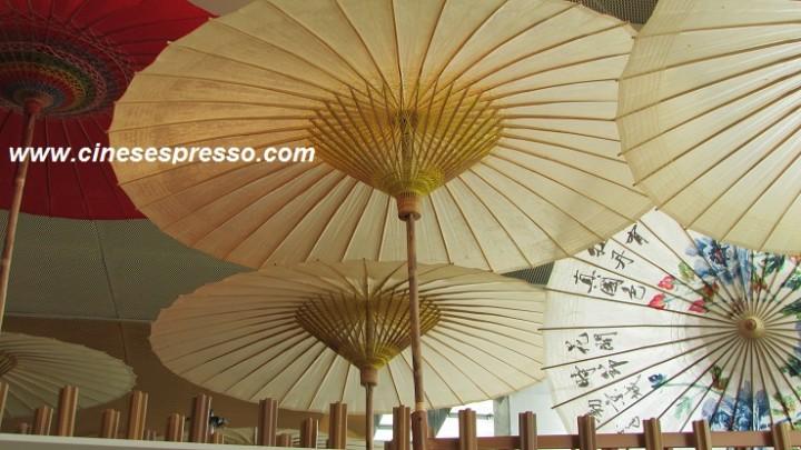 cinesespresso ombrellini padiglione Cina Expo Milano 2015