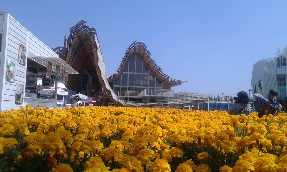 Padiglione della Cina alla Expo 2015