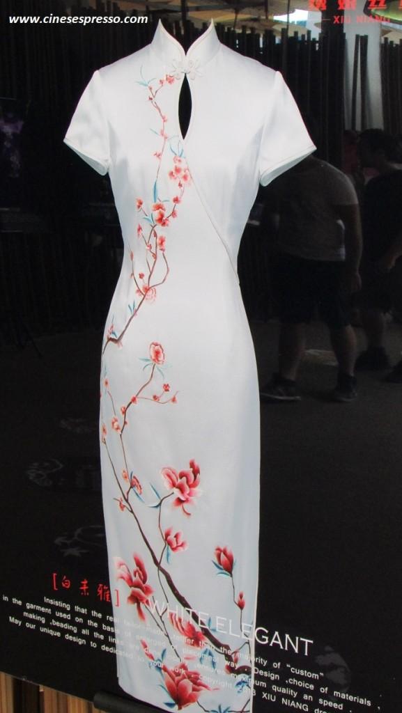 Qipao, abito tradizionale Cinese