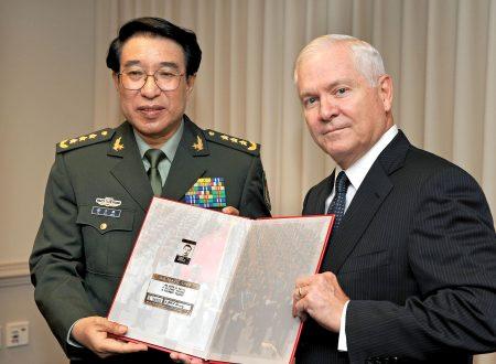 La campagna anti corruzione cinese