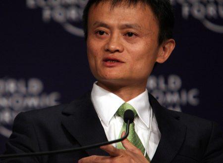 Jack Ma, il fondatore di Alibaba Group