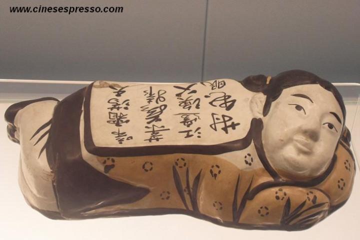 cinesespresso bellissimo poggiatesta cinese antico